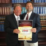 Dr. Mascaro Receives Prestigious Back Pain Treatment Award